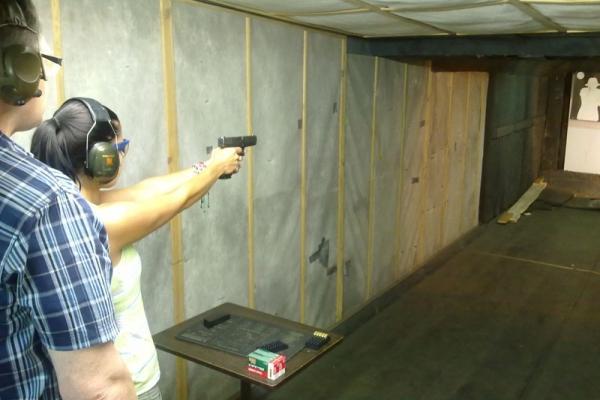 strzelnica, firma gabor